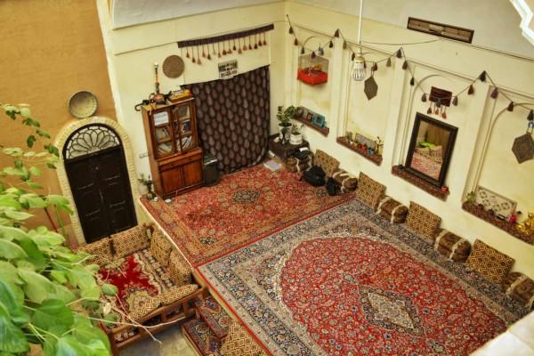 اجاره بومگردی سنتی زیبا در یزد