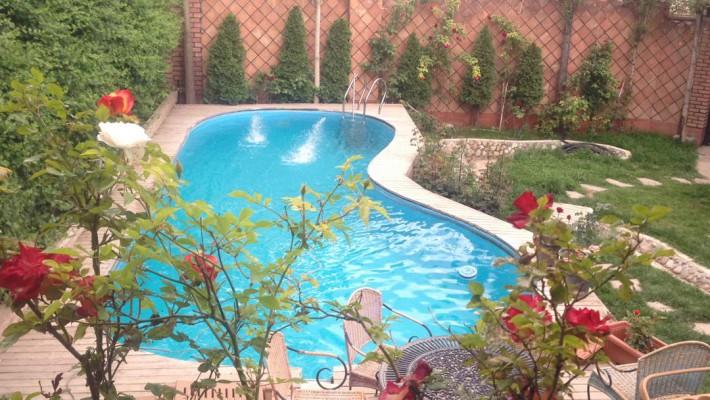 اجاره خانه ویلایی شیک در تهران