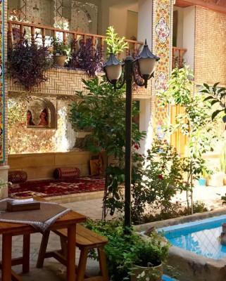 اجاره بوم گردی در شیراز