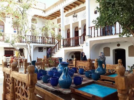 اجاره اتاق سنتی در سمنان