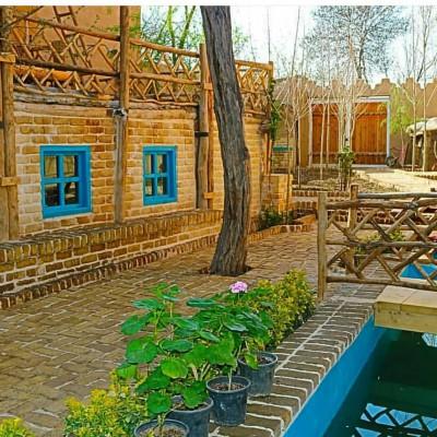 اجاره اقامتگاه بومگردی در مشهد