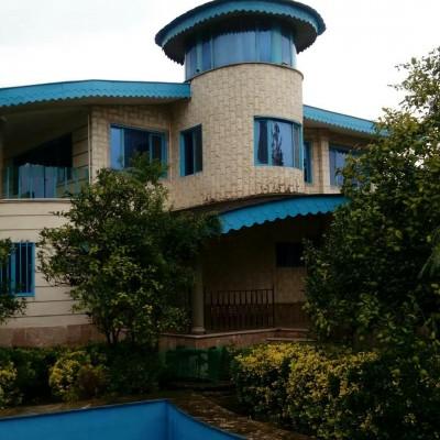اجاره باغ ویلا در رامسر
