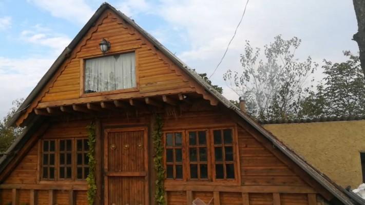 اجاره کلبه جنگلی چوبی در ساری