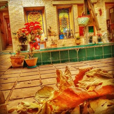اجاره اقامتگاه بوم گردی در شیراز