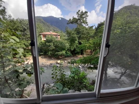 اجاره ویلا کنار رودخانه در ماسال