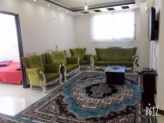 اجاره سوییت سه خواب شیک در اصفهان