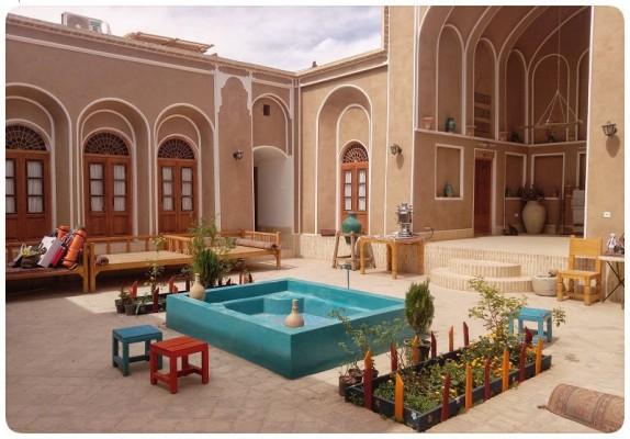 اجاره خانه سنتی ارزان در یزد