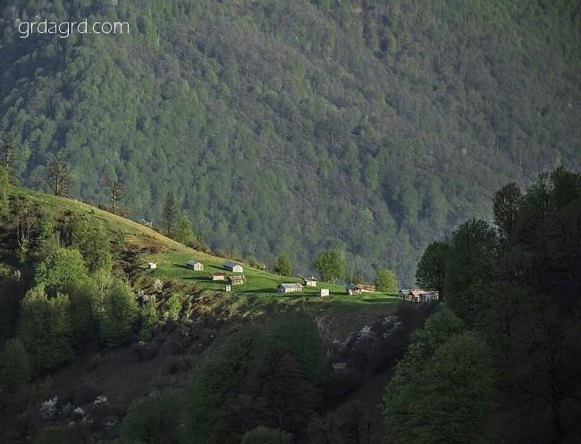 سفر به ماسال بهشت نهان ایران