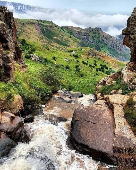آبشار ورزان سوباتان تالش