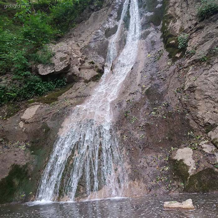 آبشار رامینه ماسال