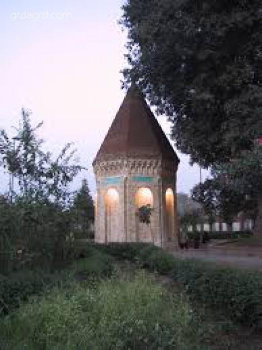 آتشکده آمل آرمگاه شمس آل رسول