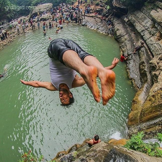 آبشار شیرآباد رامیان گلستان