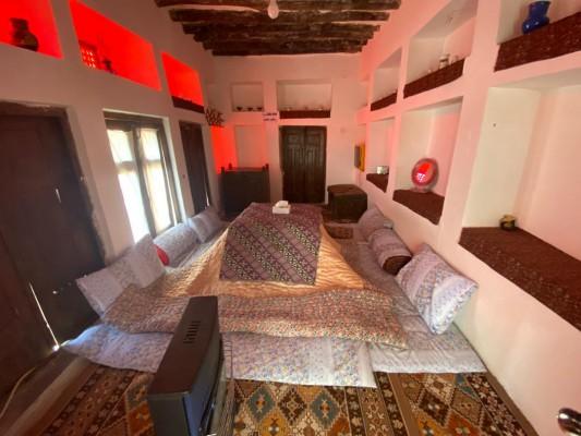 اجاره خانه سنتی در برغان