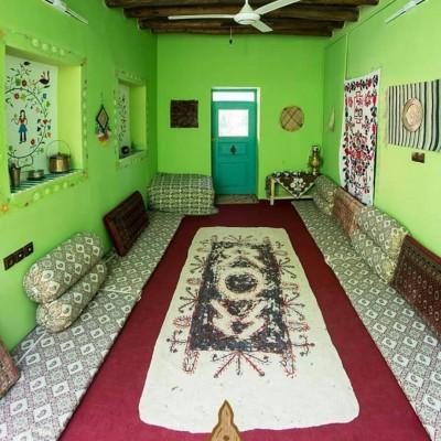 اجاره اقامتگاه بومگردی زیبا در مشهد